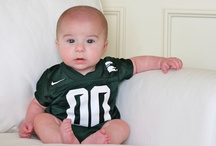 Junior Spartans / A collection of all of the future Michigan State Spartans! Send your photos to msuathletics@gmail.com. / by Michigan State Spartans