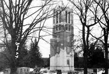 MSU Campus Landmarks / Michigan State University Landmarks / by Michigan State Spartans