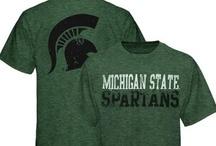 MSU Spartans Men's Style / Michigan State Spartans gear for men / by Michigan State Spartans