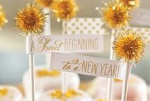 New Years Eve Party Ideas / New Years Eve Party Ideas / by Hello My Sweet