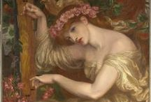 Pre-Raphaelites and Their Circle / by Harvard Art Museums