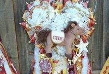 homecoming mums / by Greta Martindale