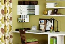 Home Office Ideas / by Angie Newton