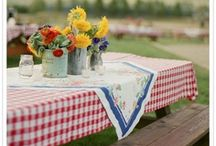 Outdoor Reception / by Laurie Woodward