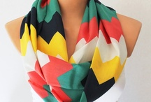 Style: Scarves / by Janice Go