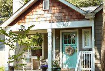 Home sweet home / by Aubrey B. Harvey