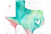 Texas / by Connie Fox