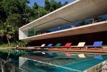 arquitetura - volumetria / by Thais Lapp