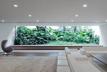 arquitetura - interiores / by Thais Lapp