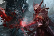 High Fantasy / A collection of some of the best fantasy artwork in the world. / by the[x]factor
