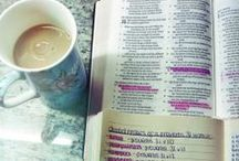 Salvation ♥ / I'm a great sinner and Christ is a great Savior. / by Molly Anne Vaughn