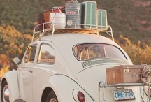 vintage travel / by Scarlett Scales-Tingas (Scarlett Scales Antiques)