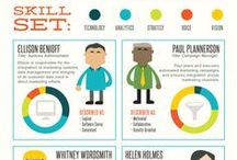 Infographics / Infographics about digital, media, IT, marketing & others things / by Victor Minuesa