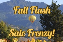 Fall Flash Sale Frenzy / It's a our Fall Flash Sale Frenzy! Discounts up to 45% off at our popular resort destinations for 4-days only! Enjoy the cooler temps in Arizona. Beat the crowds and save by visiting Anaheim in the fall. Take advantage on our early winter savings in Whistler. Rates start from $60 per night for a limited time. Hurry, because this sale ends August 12th!  / by Wyndham Extra Holidays
