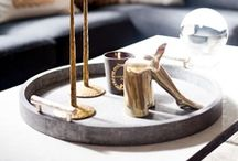 Coffee Table Styling. / Inspiration and ideas for ways to style your coffee table. / by Renay Toronto