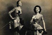 Vintage Images / by ScarletFury and RageVogueVintage