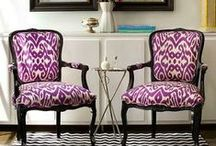Pantone Color 2014: Radiant Orchid / My favorite home decor featuring the Pantone Color 2014, Radiant Orchid. #RadiantOrchid #PantoneColor2014 / by Renay Toronto
