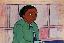 William H. Johnson Art / This is a series of paintings by William H. Johnson that I love. / by Prison Culture
