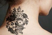 . fashioned tattoo . / by Fashioned by jae