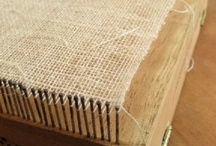 Weaving / handwoven cashmere and merino by tisserande on etsy / by Andrea Stark