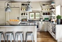 Kitchen / by El Blog del Decorador