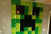 Minecraft / My grandson's favorite  / by Patricia Banina