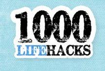 Life Hacks / by Haley Springer