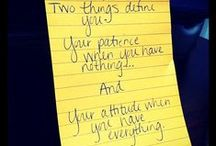 Whisper Words of Wisdom... / by Elle Ji