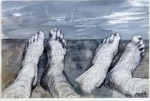 feet / by Heea