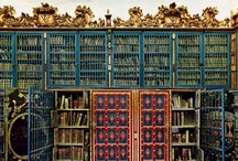 Books / Books. Bookshelf's. Libraries. Rooms with a lot of books.  / by Lisa Grettve