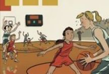 Team building & Basketball / by Stacey Summitt Mann