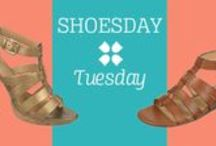 Shoesday Tuesday / It's a style showdown! Vote for your favorite Naturalizer shoe at Facebook.com/Naturalizer then check back for the winner tomorrow...and a special 25% discount! / by Naturalizer