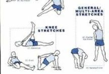 Workout: Stretches  / by Annie Hammel