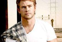 Chris Hemsworth / by Lucia Granda