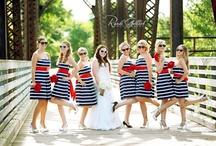 My Wedding / nautical themed wedding / by Julie Denyse