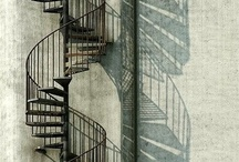 take the stairs / by abouterleichda