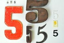 numbers / by abouterleichda