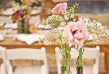 Wedding Flower Ideas / by Amy Vance