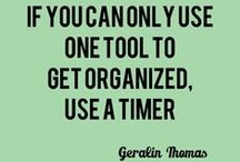 Organize / by 4virtu
