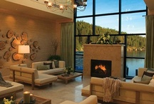 Luxourious Living & Designs / Living spaces/designs/decor that we love. / by Bronze Magazine