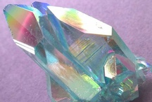 Crystals Gems Rocks and Stones / by Goddess Lycia