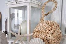 Coastal Decor & Inspirations / by Amy Vance