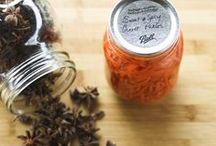 Canning Recipes / by Amy Vance