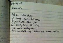 // Quotes & Lyrics \\ / by Nikki Rae Brown