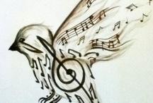Tattoos / by Kanauhea Wessels