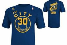 Warriors Apparel / Comprised of special edition clothing, shooting shirts, on-court apparel, & more // Visit warriorsteamstore.com for your official Warriors merchandise / by Golden State Warriors