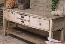 Chalk Paint & Distressing / by Lori Worley