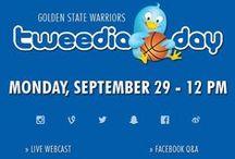 #TweediaDay 2014 / by Golden State Warriors