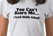 Middle school/6th Grade Comm Arts / by Stacy Egbert