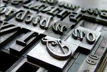 letterpress / by Jen Ballou